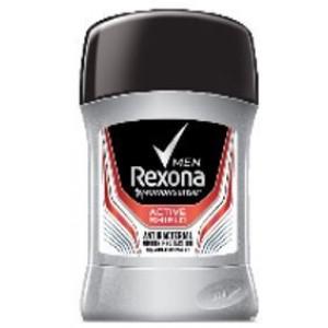 REXONA ACTIVE SHIELD stick vīriešu dezodorants, 50ml