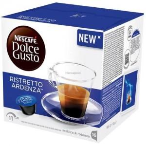 NESCAFE Dolce Gusto kafija Ristretto Ardenza, 16x7g