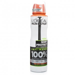 L'OREAL Men deo spray SHIRT PROTECT 150ml