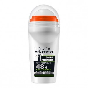 L'OREAL Men deo roll-on SHIRT PROTECT 50ml