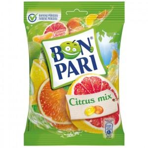 BON PARI karameles Citrus Mix, 90g