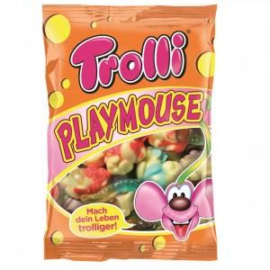TROLLI želejkonfektes Playmouse, 200g