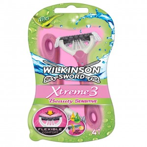 WILKINSON Xtreme3 Beauty 4+2gab