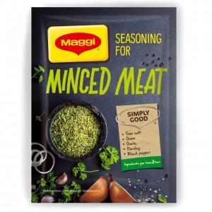 MAGGI garšvielu maisījums maltai gaļai, 22g
