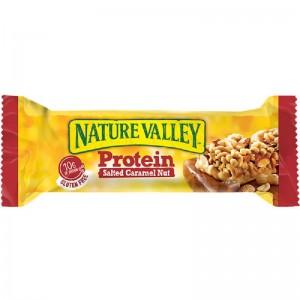NATURE VALLEY Proteīna batoniņš ar sālītu karameli, 40g