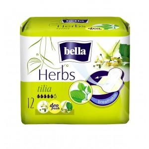 BELLA Herbs liepziedi higiēniskās paketes 12gb