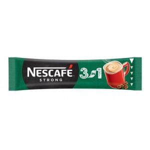 NESCAFE Strong 3in1 šķīstošā kafija 17g