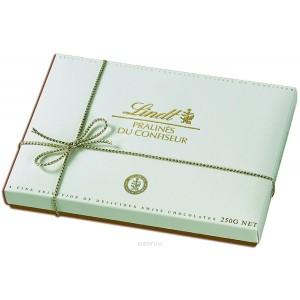 LINDT Praline Du Confisuer šokolādes konfektes, 250g