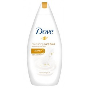 DOVE dušas želeja Argan Oil 750ml