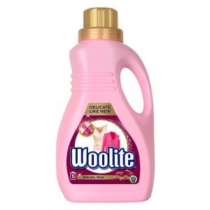 WOOLITE mazgāšanas līdzeklis Delicate 0.9l