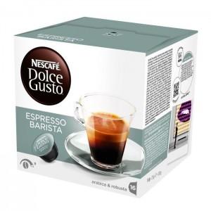 NESCAFE Dolce Gusto kafija Espresso Barista, 112g