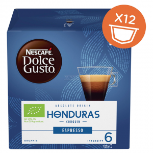 NESCAFE Dolce Gusto ORGANIC kafija Espresso Honduras, 72g