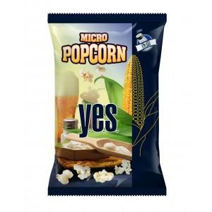 Y.E.S. popkorns ar sāli, 90g
