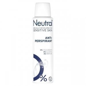 NEUTRAL SPRAY dezodorants, 150ml