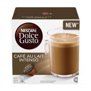 NESCAFE Dolce Gusto kafija Au Lait Intenso, 160g