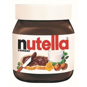 NUTELLA riekstu-šokolādes krēms, 350g