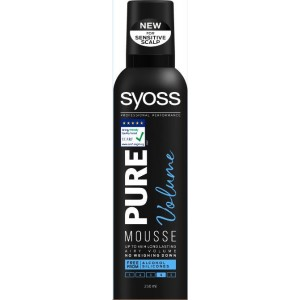 SYOSS matu putas PURE Volume,250ml