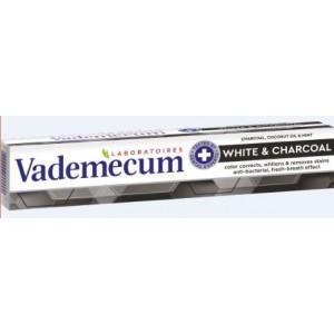 VADEMECUM zobu pasta Charcoal, 75ml