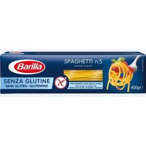 BARILLA SPAGHETTI pasta, bez lipekļa, 400g