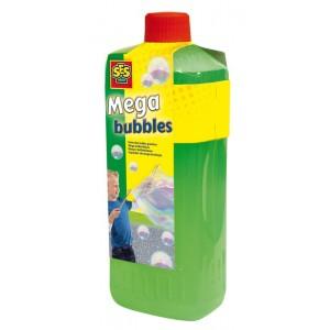 SES Mega Ziepju burbuļi XXL 750ml