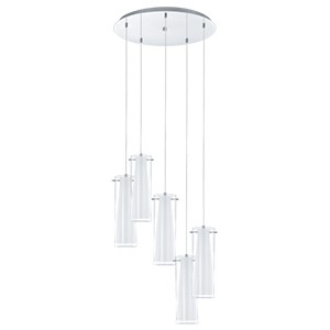 Griestu Lampa PINTO 5x60W