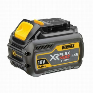DeWALT Akumulators 18V/54V FlexVolt