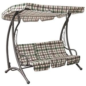 Šūpuļdīvāns 195x115x172cm 4Holidays