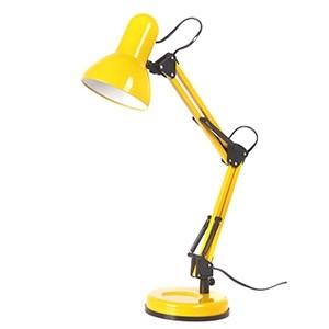 Galda lampa-TIM 25W E27 dzeltena