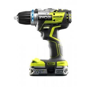 RYOBI akumulatora skrūvmašīna / urbjmašīna R18DDBL-LL25S