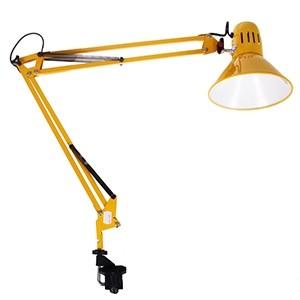 Galda lampa-STUDENT 40W E27 dzeltena