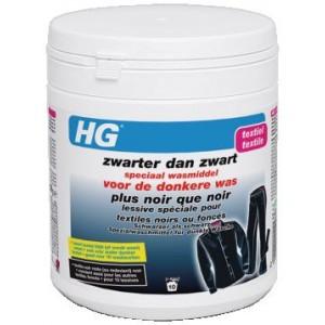 HG melnās veļas mazgāšanas līdzekis melnāks par me