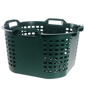 Grozs dārzam plastm.,zaļš 50L