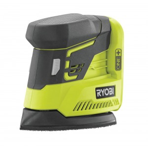 RYOBI akumulatora vibro slīpmašīna R18PS-0