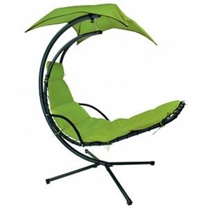 Šūpuļkrēsls Dream 205cm zaļš