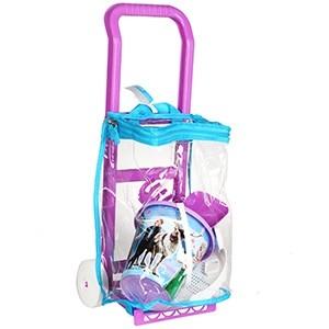 Rot.kompl.smilšk.Frozen soma uz riteņiem 57cm
