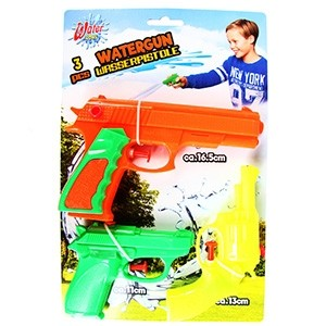 Ūdens pistole 11-13-16.5cm