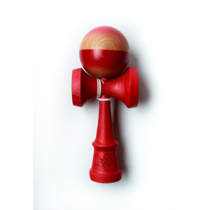 Kendama Sweets Prime C V9 - Color Splash Ruby