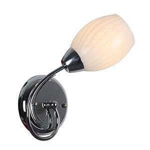 Sienas lampa-TANZA 40W E14 hroma