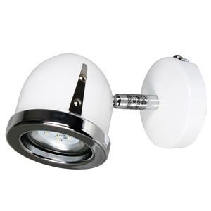 Spotlampa -CINDA 2.5W LED GU10 balta/hroma