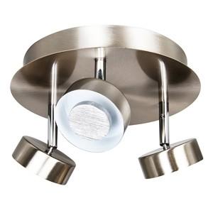 Spotlampa -ORBAN 3x4.5W LED mat.niķeļa
