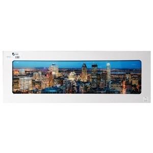Stikla fotoglezna CITY 33x95cm