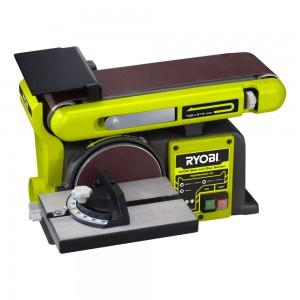 RYOBI jostas un diska slīpmašīna RBDS4601G