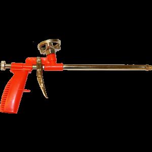 Pistole putām plastmasas ar metāla vītni