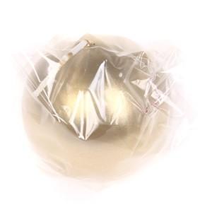 Svece bumba 6cm zelta