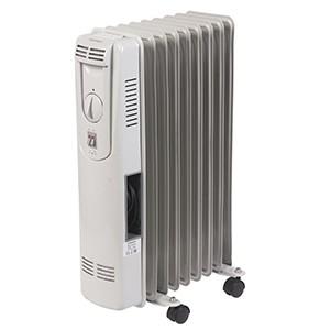 Eļļas radiators Comfort C306-9
