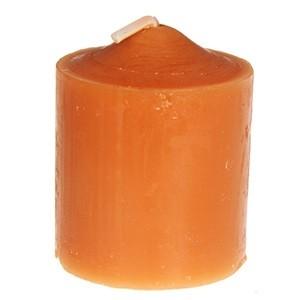 Svece stabs Eika Cin Orange 4.8x3.8cm
