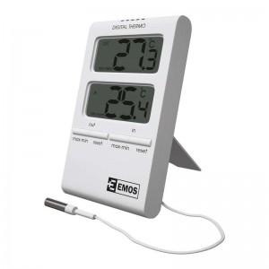 Termometrs digit.iekš/āra ar vadu 2.95m