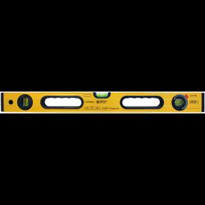 Līmeņrādis Mega pastipr.korpuss 1500mm 3indik. 1mm/m