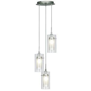 Griestu Lampa DUO 1 3x60W