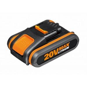 Akumulators Li-ion 20V / 2,0Ah. WORX WA3551.1, Worx